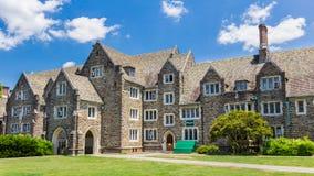 Mirecourt House at Duke University Royalty Free Stock Photography