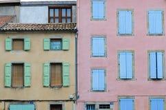 Mireoix, France Royalty Free Stock Photos