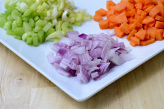 Mirepoix aromatics Royalty Free Stock Photography
