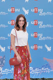 Miriam Leone  at Giffoni Film Festival 2016. Giffoni Valle Piana, Sa, Italy - July 19, 2016 : Miriam Leone  at Giffoni Film Festival 2016 - on July 19, 2016 in Stock Images