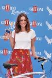 Miriam Leone  at Giffoni Film Festival 2016. Giffoni Valle Piana, Sa, Italy - July 19, 2016 : Miriam Leone  at Giffoni Film Festival 2016 - on July 19, 2016 in Stock Photo
