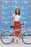 Miriam Leone  at Giffoni Film Festival 2016 Stock Photos