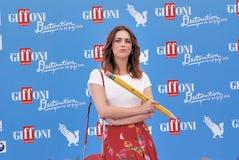 Miriam Leone  at Giffoni Film Festival 2016 Stock Images