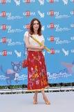 Miriam Leone  at Giffoni Film Festival 2016 Stock Image