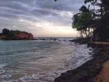 Mirissa Beach royalty free stock photos