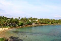 The Mirissa Beach Royalty Free Stock Photo
