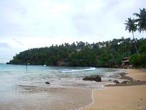 Mirissa Beach Stock Photo
