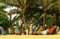 Mirissa Beach, Sri Lanka Royalty Free Stock Image