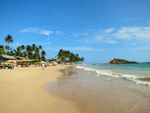 Mirissa beach, sri-Lanka Royalty Free Stock Image