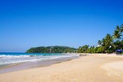 Mirissa Beach, Sri Lanka Royalty Free Stock Photos