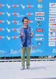 Mirko Trovato al Giffoni Ekranowy festiwal 2016 Obraz Stock