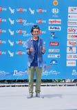 Mirko Trovato al Giffoni Ekranowy festiwal 2016 Obrazy Royalty Free