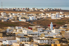 Mirleft, Maroc Photos stock