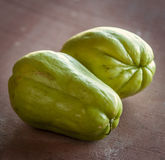 Mirliton squash Royalty Free Stock Photography