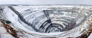Mirney矿 库存图片