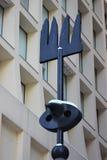 Miro ` s芝加哥细节  免版税库存图片