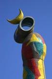 Miro Skulptur Lizenzfreie Stockbilder