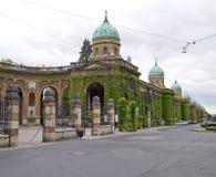 Mirogoj imagen de archivo libre de regalías