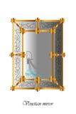 miroir Photos libres de droits