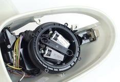Miroir automatique Photos stock