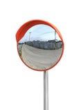 Miroir convexe images stock