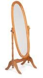 Miroir d'étage Photographie stock libre de droits