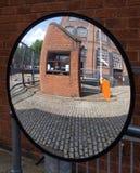 Miroir de garantie photo stock