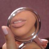 miroir de languettes Images libres de droits
