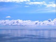 Miroir du ciel image libre de droits