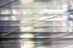 Miroir en métal Photos libres de droits