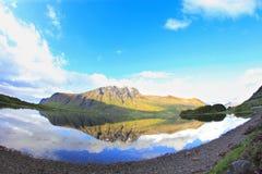 Miroirs de l'été d'Alstad Photographie stock