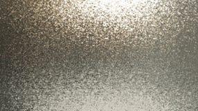 Miroitez la texture abstraite argentée Fond brillant en m?tal illustration stock