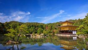 Miromachi Zen at Kinkakuji Temple, Kyoto Royalty Free Stock Image