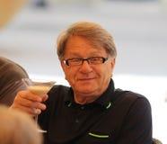 Miroslav Ciro Blazevic/ποτό Στοκ εικόνα με δικαίωμα ελεύθερης χρήσης