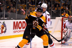 Miroslav Satan Boston Bruins Royalty Free Stock Photo