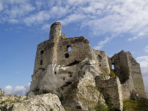 The Mirow castle Royalty Free Stock Images