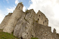 Mirow Castle. Royalty Free Stock Photo