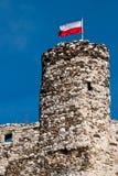 Mirow castle Stock Photo