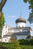 Mirozhsky Monastery, Pskov Royalty Free Stock Photography