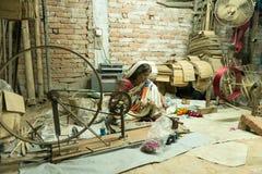 Mirpur Banarashi Polli Royalty Free Stock Photos