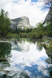 Mirror湖02 免版税库存照片