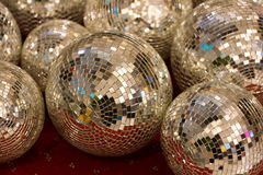 Mirror ball. Stock Photo