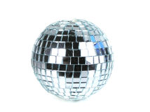Mirror ball stock image
