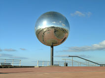 Mirror Ball. Blackpool Royalty Free Stock Photo