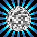 Mirror ball Stock Photo