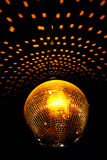 Mirror ball Stock Photography