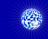 Mirror ball Royalty Free Stock Image