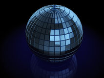Mirror ball Royalty Free Stock Photography