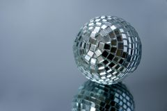 Mirror ball concept Stock Photo