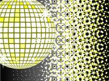 Mirror ball disco Royalty Free Stock Image